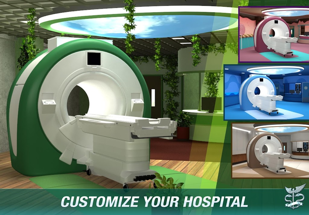 Operate Now: Hospital - Surgery Simulator Game  poster 1