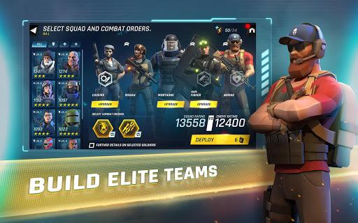 Tom Clancy's Elite Squad - Military RPG 1.3.1 Screenshots 24