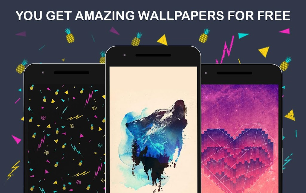 Walli - 4K, HD Wallpapers & Backgrounds  poster 3