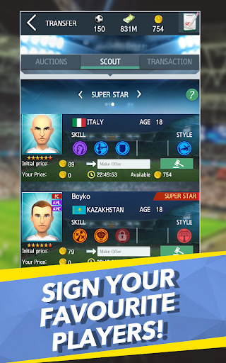 Top Football Manager 2020 1.23.01 screenshots 15