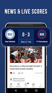 Barcelona Live — Not official app for FC Barca Fan