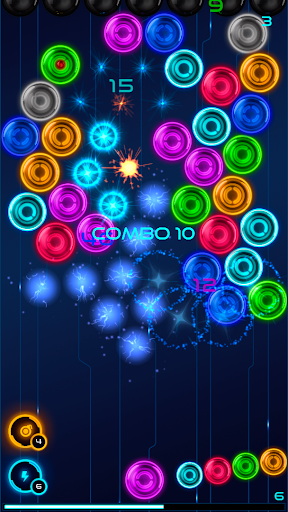 Magnetic balls 2: Neon 1.339 screenshots 16