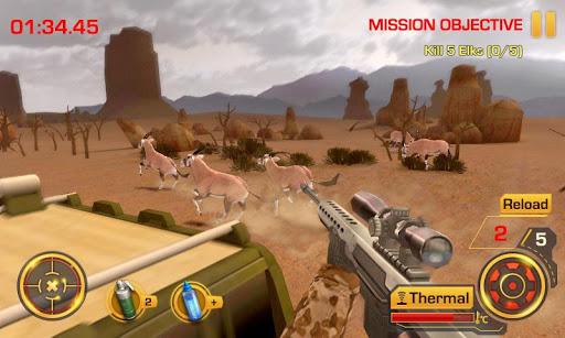 Wild Hunter 3D  screenshots 1