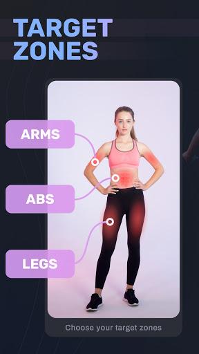 Foto do Women workout: no equipment
