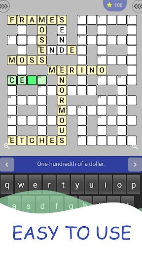 English Crossword puzzle 1.8.6 screenshots 1