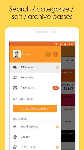 Pass2U Wallet - store cards, coupons, & barcodes 2.12.5 Screenshots 6