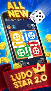 Ludo Star 2 MOD APK (Unlimited Coins) 1