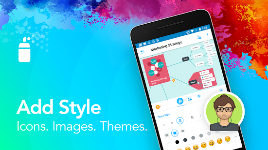 MindMeister 5.57.1 APK + Мод (Unlimited money) за Android