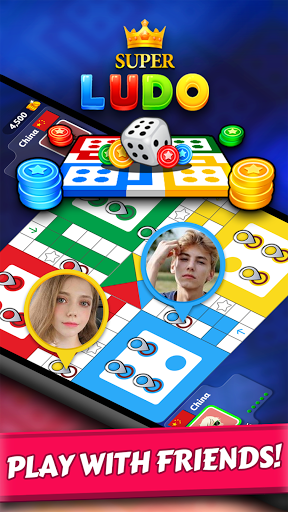 Ludo Super - Online Ludo Game(Hadiah Gratis)  screenshots 5