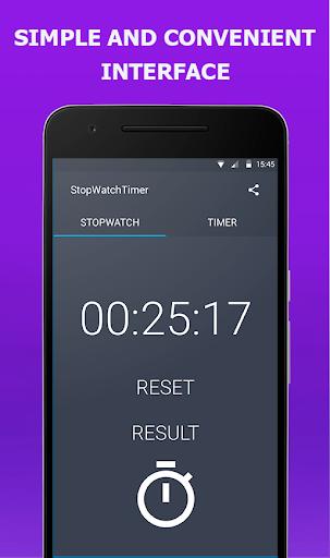 Stopwatch Timer Original 2.1 Screenshots 3