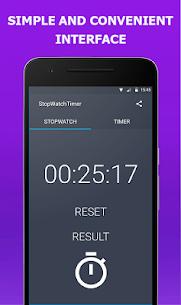 Stopwatch Timer Original 3