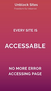 One DNS v1.0.3 MOD APK – Faster, Private Internet & Unblock Sites 5