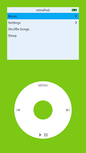 retroPod – Click Wheel Music Player 2