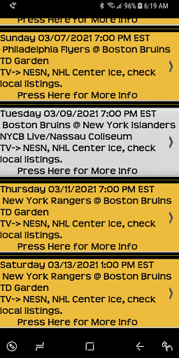 Trivia Game and Schedule for Die Hard Bruins Fans 49 screenshots 8