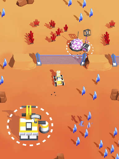 Space Rover: idle planet mining tycoon simulator 1.93 screenshots 15
