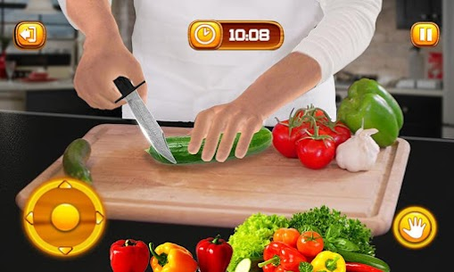 Virtual Chef Cooking Game 3D: Super Chef Kitchen 2.4.3 APK Mod Updated 3