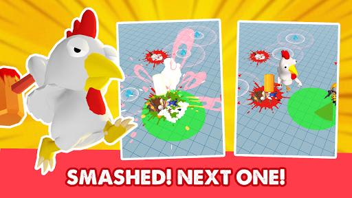 Monster Smasher - Fun io game  screenshots 2