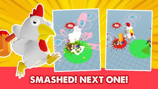 Monster Smasher - Fun io game 1.0.6 screenshots 2
