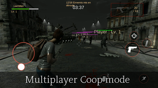 Télécharger Evil Rise : Zombie Resident - Third Person Shooter apk mod screenshots 3