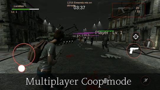 Evil Rise: Zombie Resident Mod Apk (Unlimited Golds) 3