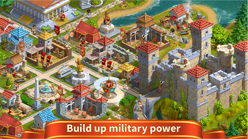 Rise of the Roman Empire: City Builder & Strategy 2.1.4 screenshots 2