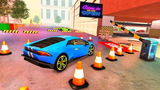 Street Car Parking 3D - New Car Games screenshots 1