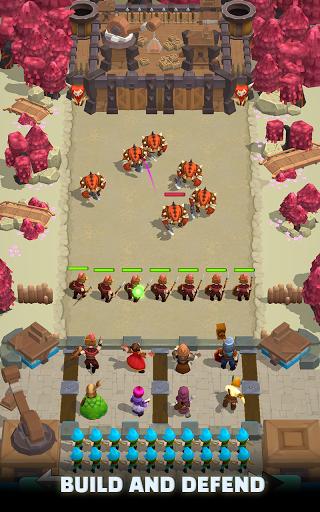 Wild Castle TD: Grow Empire Tower Defense in 2021 1.2.4 Screenshots 3