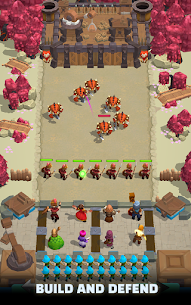 Wild Castle TD: Grow Empire Tower Defense 1.0.7 Android Mod + APK + Data 3