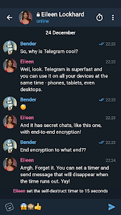 Telegram X 3