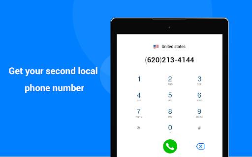 TextFun : Free Texting & Calling 2.2.1 Screenshots 4