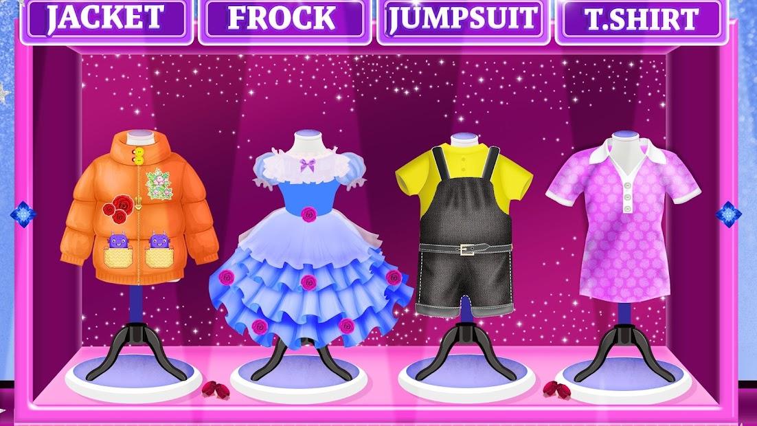 Fashion Tailor Dress Shop: Clothes Maker screenshot 8