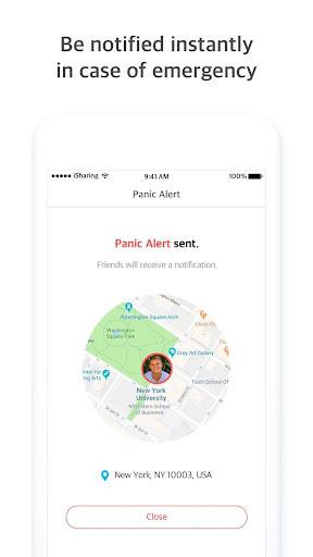iSharing - GPS Location Tracker for Family android2mod screenshots 6