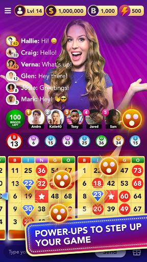 Bingo: Live Play Bingo game with real video hosts 1.5.5 screenshots 6