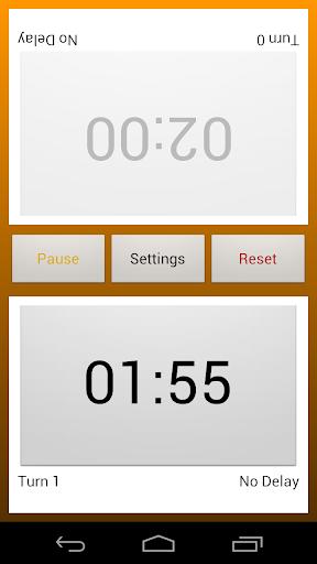 chess clock screenshot 2