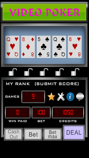 Video Poker 3.3.7 screenshots 6