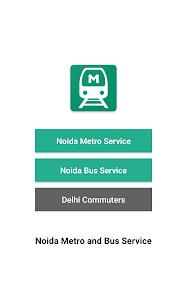 Noida Metro and Delhi Metro: NMRC and DMRC 3.1 Mod APK Updated 1