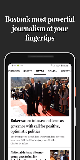 Download APK: The Boston Globe v2.4.2 [Subscribed]