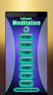Solfeggio Frequencies & Binaural Beats Meditation