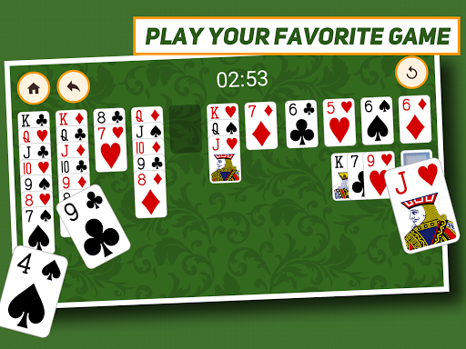 Klondike Solitaire: Classic 1.1.16 screenshots 15