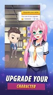 Sakura girls: Anime love novel MOD (Unlimited Money) 3