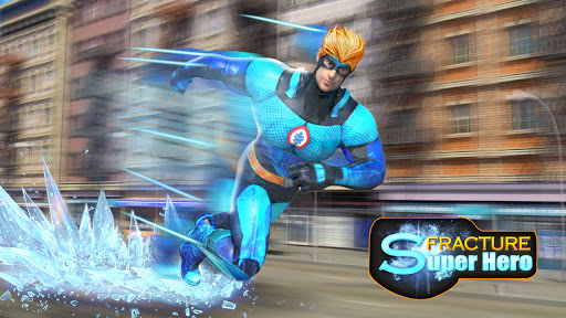 Fracture Super Hero screenshot 1
