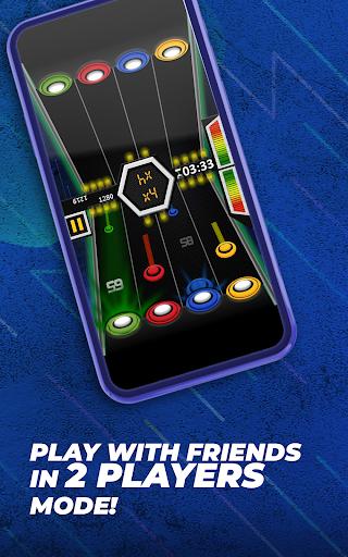Guitar Cumbia Hero - Rhythm Music Game  screenshots 4