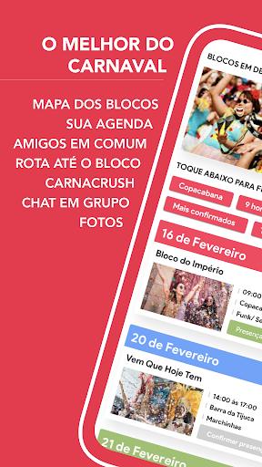 Carnaval SP RJ 2020 - CarnaBlocos 9.21 Screenshots 1