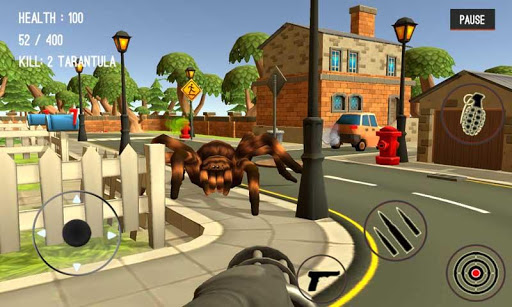 Spider Hunter Amazing City 3D  screenshots 24