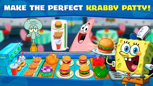 Spongebob: Krusty Cook-Off 1.0.27 screenshots 2