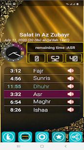 Prayer Timings Muslim Salatuk 1