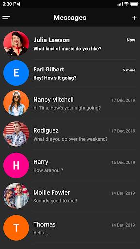 Messages apktram screenshots 2