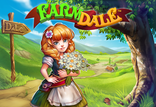 Farmdale: farming games & township with villagers 6.0.1 Screenshots 14
