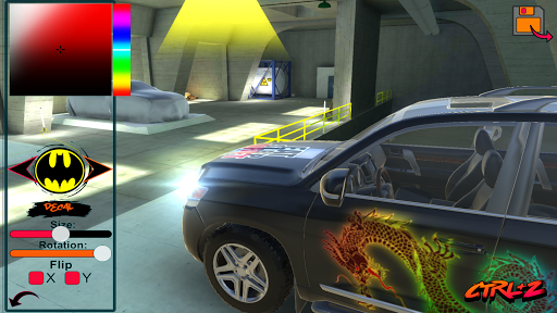 Land Cruiser Drift Simulator 1.7 Screenshots 18