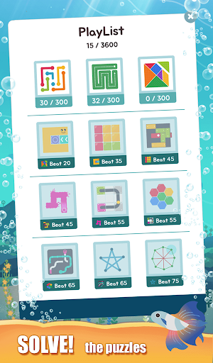 Puzzle Aquarium apkdebit screenshots 17